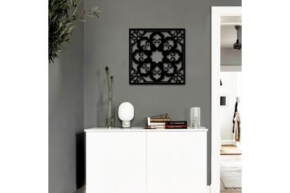 3D Islamic Pattern Cut Out Wall Art Geometry Pattern Kerawang Wall Deco Panel