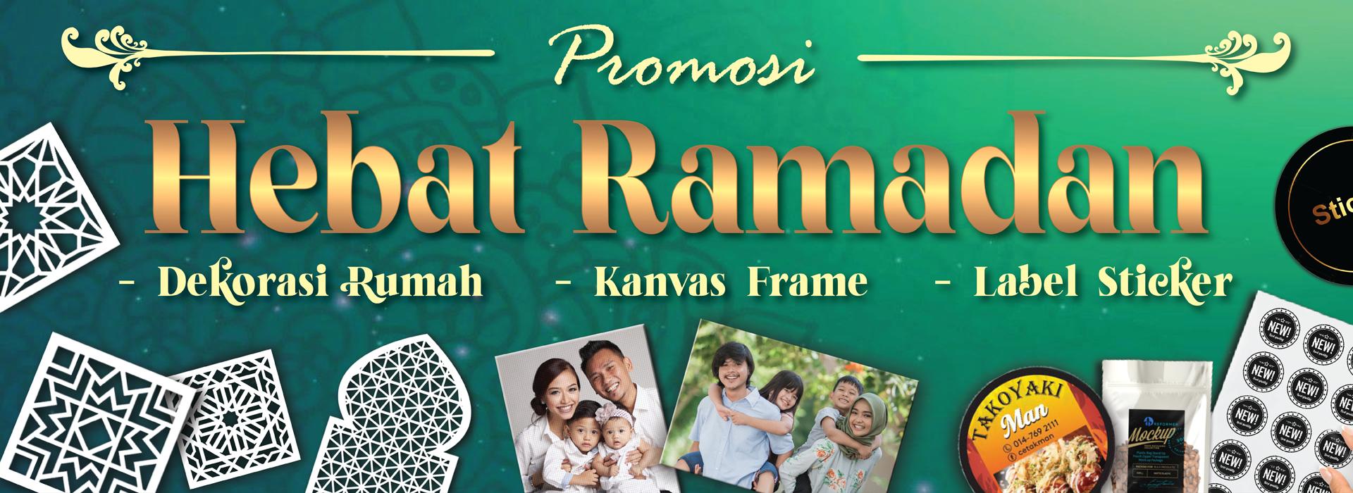 Promosi Hebat Ramadan